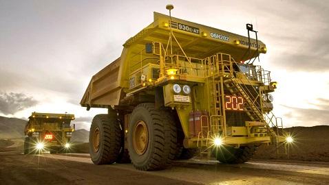 İş Makinası - Komatsu'nun satışlarına Asya-Pasifik gölgesi