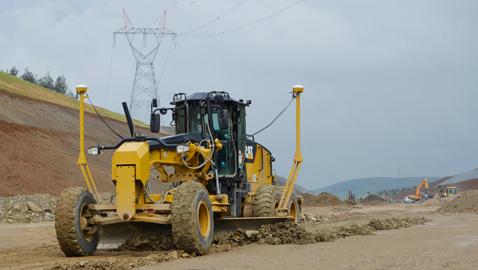 Gebze-Orhangazi-İzmir Otoyol Projesi'nde Göçay İnşaat'a Sitech desteği