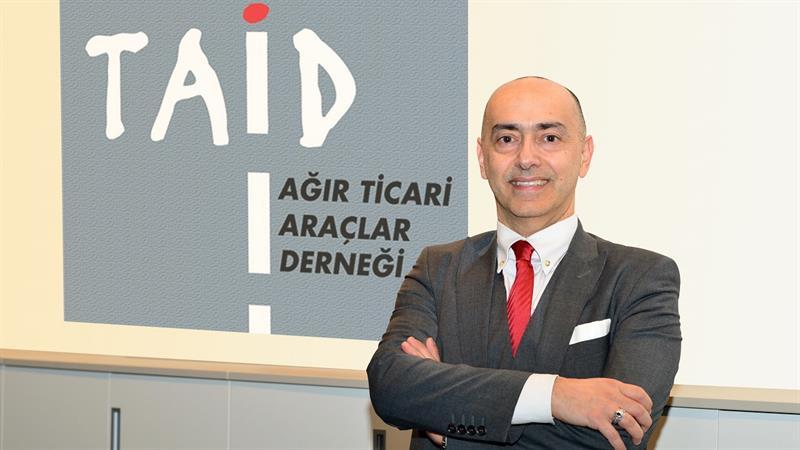 İş Makinası - TAİD'in yeni başkanı Ömer Bursalıoğlu oldu