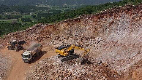 İş Makinası - AHS Madencilik, Uygunlar'dan dördüncü Liugong yükleyicisini aldı