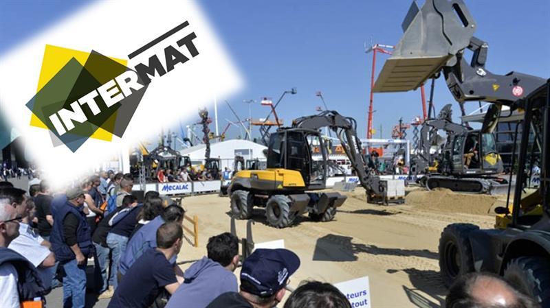 İş Makinası - Intermat Paris 2021 Fuarı iptal edildi