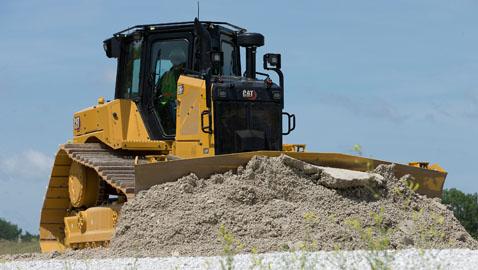 İş Makinası - Caterpillar'ın satış ve gelirleri yüzde 20 arttı