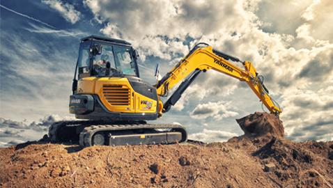 İş Makinası - 4 ayda geçen yılın Nisan ayı kadar makine satılmadı
