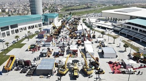 İş Makinası - Mermer sektörünün zirvesi Marble İzmir 2020 ertelendi