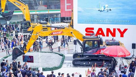 İş Makinası - Makine sektörünün Asya'daki zirvesi bauma China 2018'de yeni rekorlar