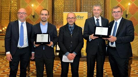 Yeni HİDROMEK H4 Serisine Samoter'de inovasyon ve tasarım ödülleri