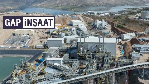 GAP İnşaat, sektöründe 5 Star ödülünü kazanan ilk Türk şirketi oldu