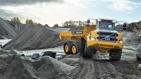 İş Makinası - Volvo'nun satışları yüzde 24 arttı