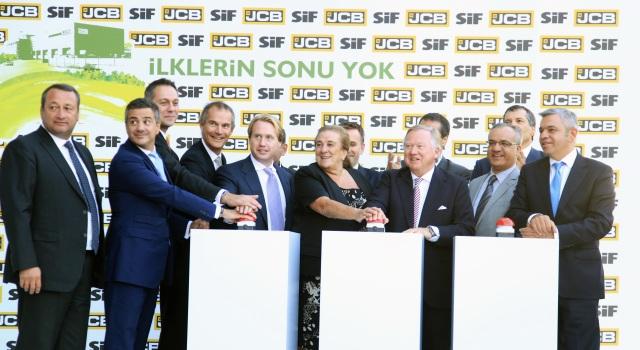 İş Makinası - JCB için Türkiye'de yeni bir dönem başladı
