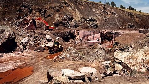 İş Makinası - Maden ve doğal taş ihracatı yüzde 24 arttı