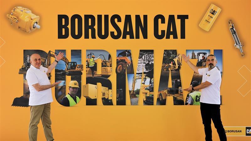 Borusan Cat'ten 3 ve 4 Temmuz'da ilgi çekici canlı Youtube etkinliği