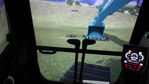 İş Makinası - Operatörler Simsoft ile profesyonelleşiyor