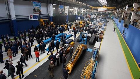 İş Makinası - LiuGong'tan Avrupa'da iki büyük açılış