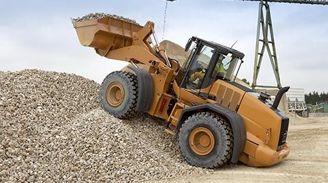 Mart ayında Türkiye'de 1.116 adet yeni iş makinesi satıldı