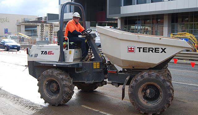 İş Makinası - JCB'den Terex'e tarihi motor satışı