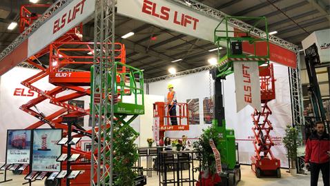 İş Makinası - ELS Lift, Bursa Endüstri Zirvesinde yenilikçi ürünlerini sergiledi