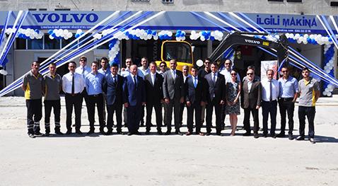 İlgili Makina, Batı Karadeniz bölgesindeki hizmet kalite ve kapasitesini geliştiriyor