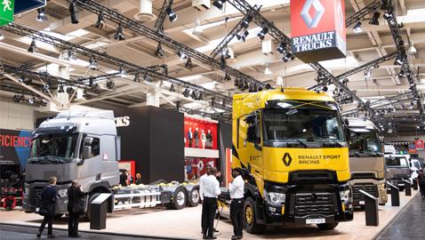 Renault Trucks, yüzde 100 elektrikli yeni Z.E. Serisini tanıttı