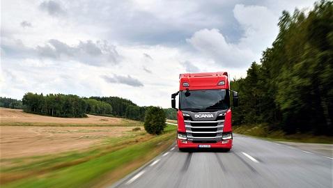 İş Makinası - Scania, üçüncü kez Yeşil Kamyon ödülünün sahibi oldu