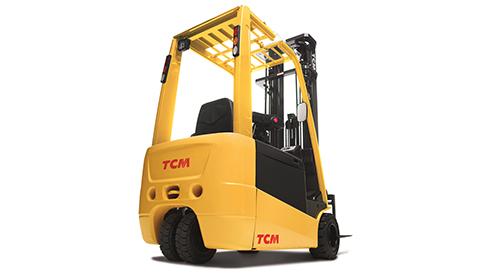ENKA, TCM Forklift ve Depo İçi Ürünler Lansmanı'nı gerçekleştirdi