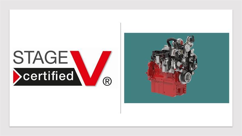 Dünyanın ilk EU Stage V sertifikalı dizel motoru