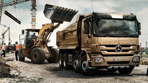 Daimler'den İstanbul'a büyük yatırım