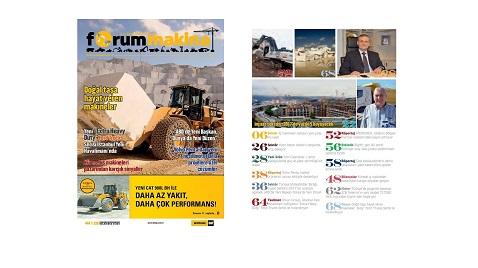 Forum Makina dergisi 66 ıncı sayısı internete yüklendi