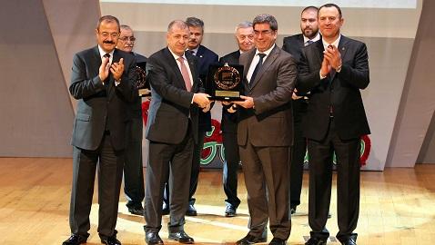 MST İş ve Tarım Makinaları, Gaziantep'in Ar-Ge yıldızı seçildi