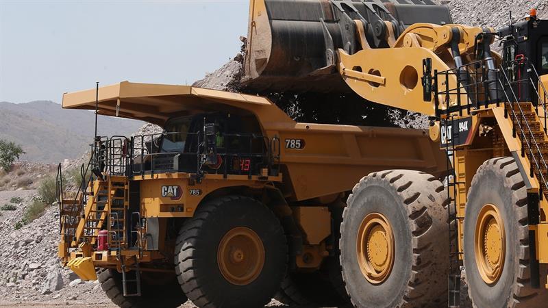 İş Makinası - Caterpillar'ın cirosu inşaat sektöründeki canlanmayla %12 arttı