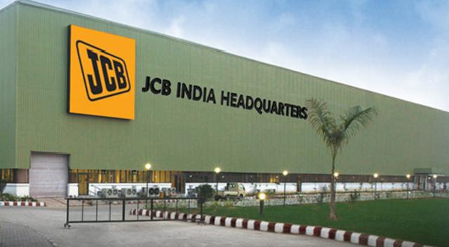 İş Makinası - JCB, Hindistan'daki yeni üretim tesislerini faaliyete geçirdi