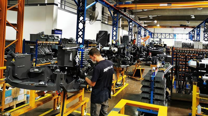 Türkiye'nin tek yabancı sermayeli iş makineleri üreticisi MECALAC, Ar-Ge ve kalitenin gücüyle büyüyor