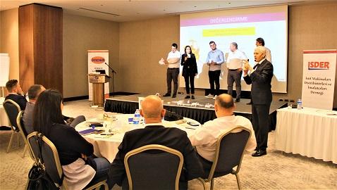 İMDER ve İSDER, firmalarımızı küresel rekabete hazırlıyor