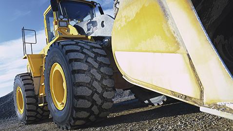Goodyear'dan 22.4 tonluk yük çekişine sahip yeni OTR lastiği