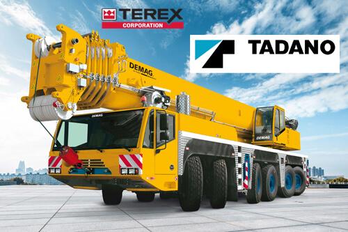 İş Makinası - Demag mobil vinçlerinin Tadano'ya satışı gerçekleşti