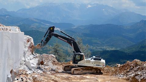 İş Makinası - Türkiye iş makineleri pazarı yüzde 42 küçüldü