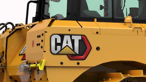 İş Makinası - Cat makinelerine yeni logoyla yepyeni görünüm