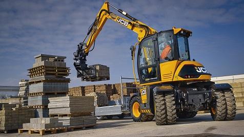 İş Makinası - JCB, SİF İş Makinaları güvencesi ile Adana'da