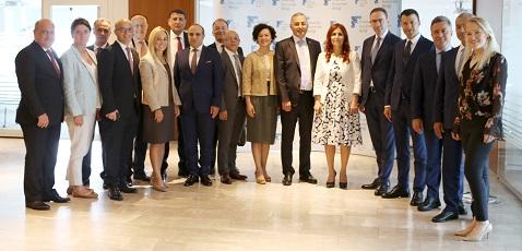 Aynur Eke, FKB'nin yeni Yönetim Kurulu Başkanı oldu