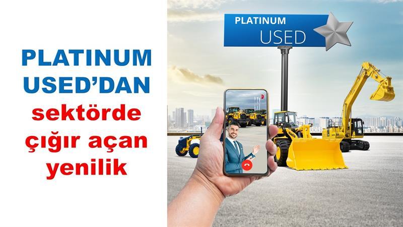 Platinum Used'dan sektörde çığır açan yenilik