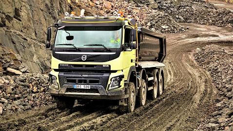 Volvo Trucks orijinal yedek parçaları artık 2 yıl garantili
