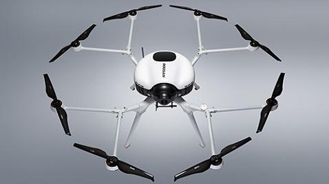 Doosan yeni drone modeliyle inovasyon ödülü kazandı