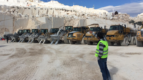 İş Makinası - İhracata odaklanan maden sektöründe gözler ABD pazarında