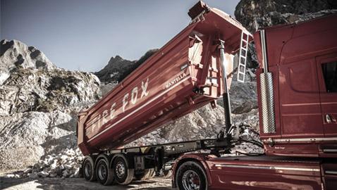 İş Makinası - SSAB çelikleriyle her seferde 510 kilogram ilave yük taşıma fırsatı