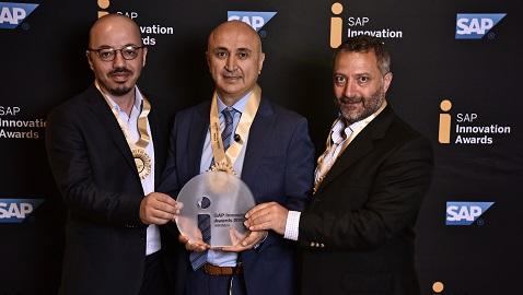 İş Makinası - Borusan Cat, Müneccim ile küresel inovasyon ödülü kazandı
