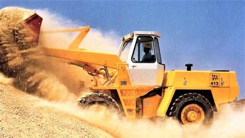 İş Makinası - JCB, lastikli yükleyicilerinin 50. yılını kutluyor