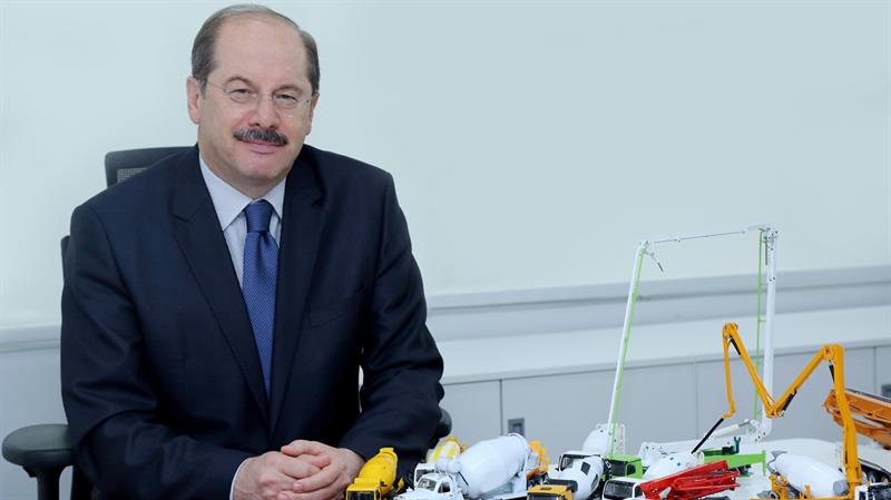 İş Makinası - İnşaat sektörü ekonominin lokomotifi olmaya devam ediyor
