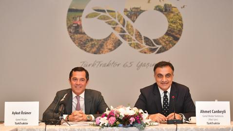 TürkTraktör 2018'de traktör ihracatını yüzde 21 artırdı