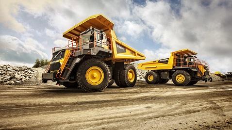 İş Makinası - Volvo'nun hem satışları hem de aldığı siparişler arttı