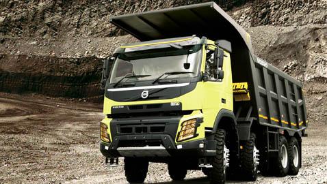 İş Makinası - Volvo kamyon ve çekici sahiplerine cazip kampanya