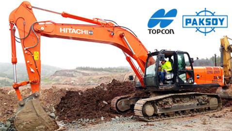 KSE Madencilik, Topcon ile ekskavatörlerinin performansını katladı